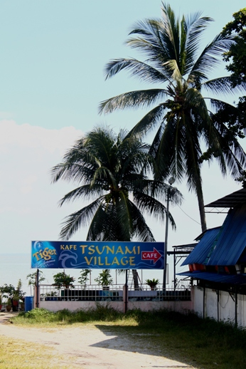 Tsunami Village Cafe