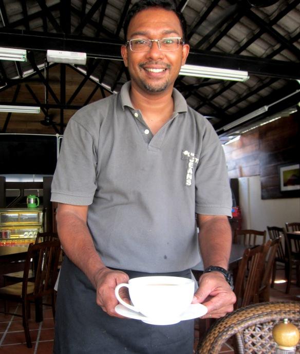 Gusto Cafe Owner